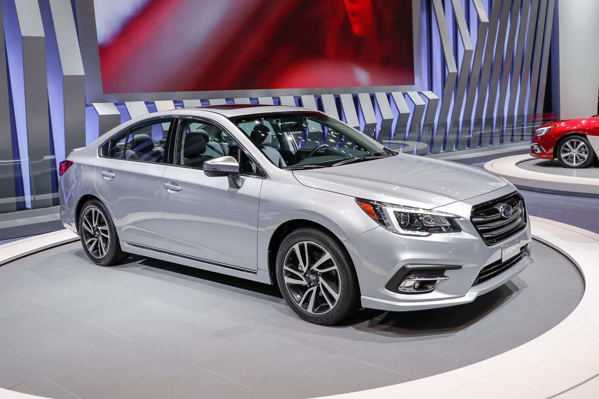 97 The Subaru Legacy Gt 2019 New Review