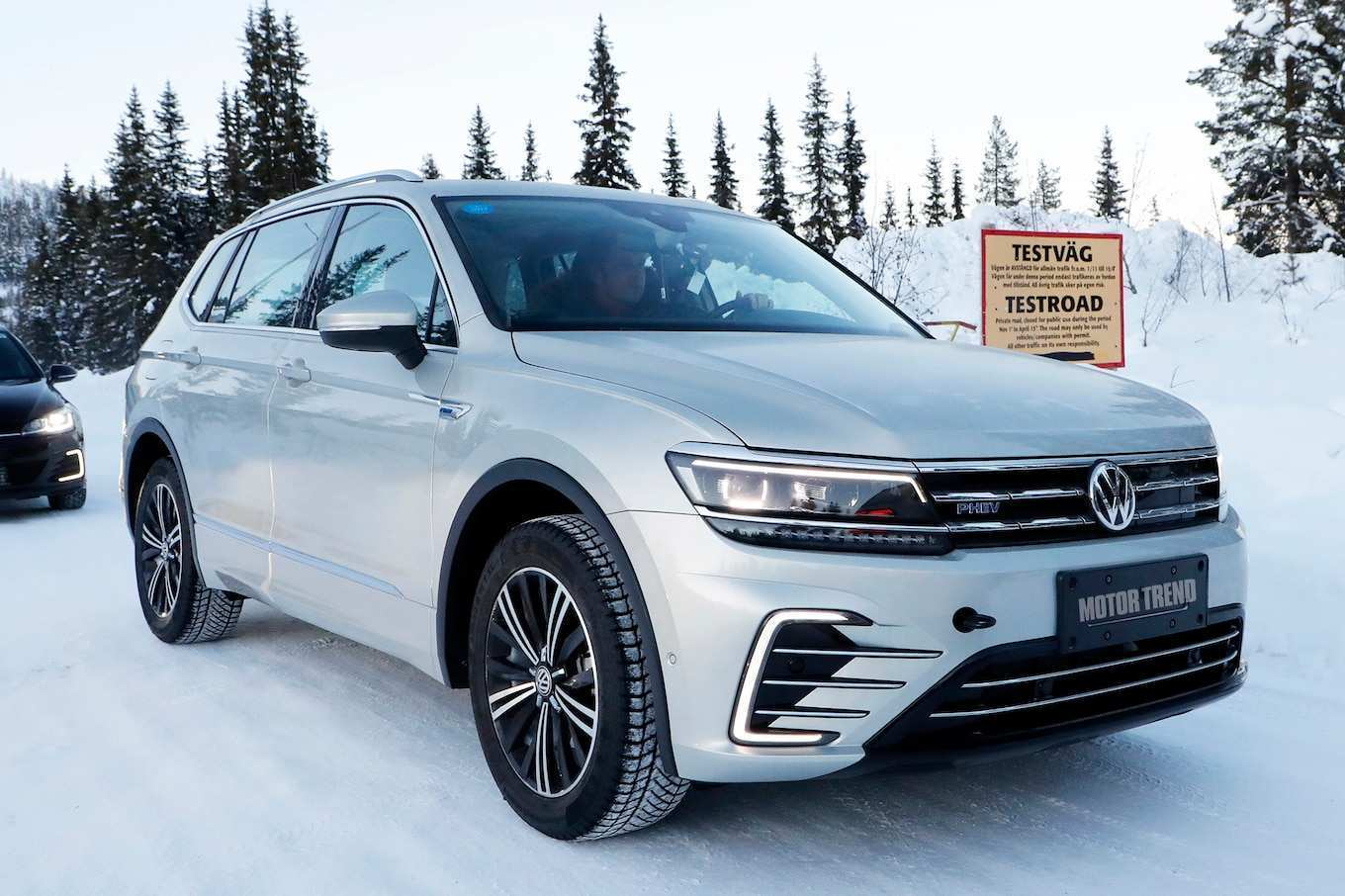 97 The Volkswagen Tiguan Hybrid 2020 Overview
