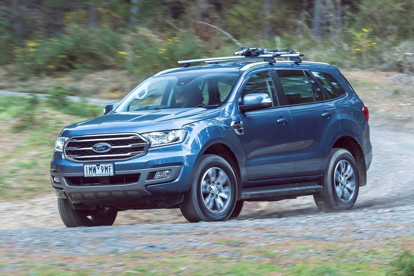 98 A 2019 Ford Everest Spesification