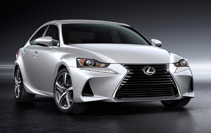98 A 2019 Lexus IS 250 Redesign And Concept