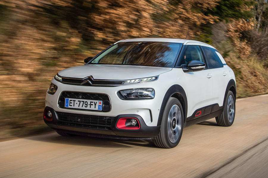 98 A 2019 New Citroen C4 Ratings