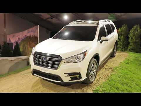 98 A 2019 Subaru Ascent Gvwr Engine