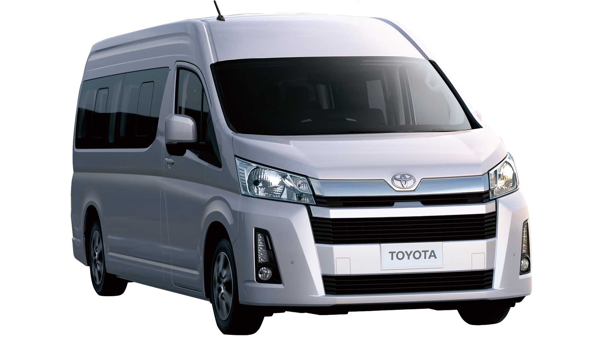 98 A 2019 Toyota Hiace Exterior And Interior