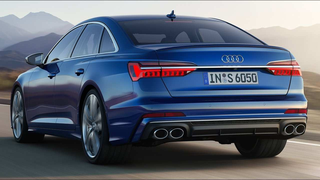 98 A 2020 Audi S6 Concept And Review