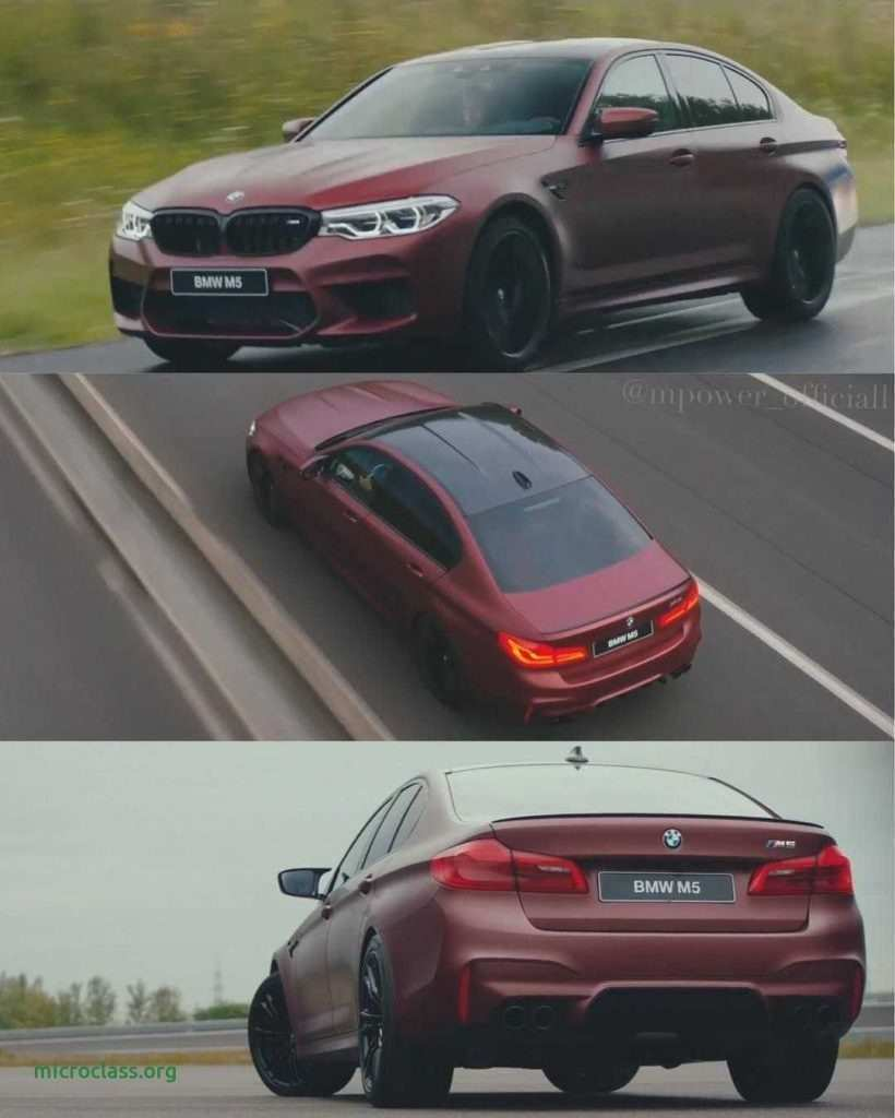 98 A 2020 BMW M5 Get New Engine System Release Date And Concept