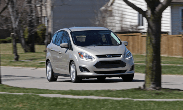 98 A 2020 Ford C Max Redesign