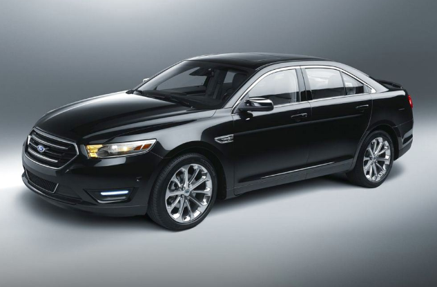 98 A 2020 Ford Taurus Review And Release Date