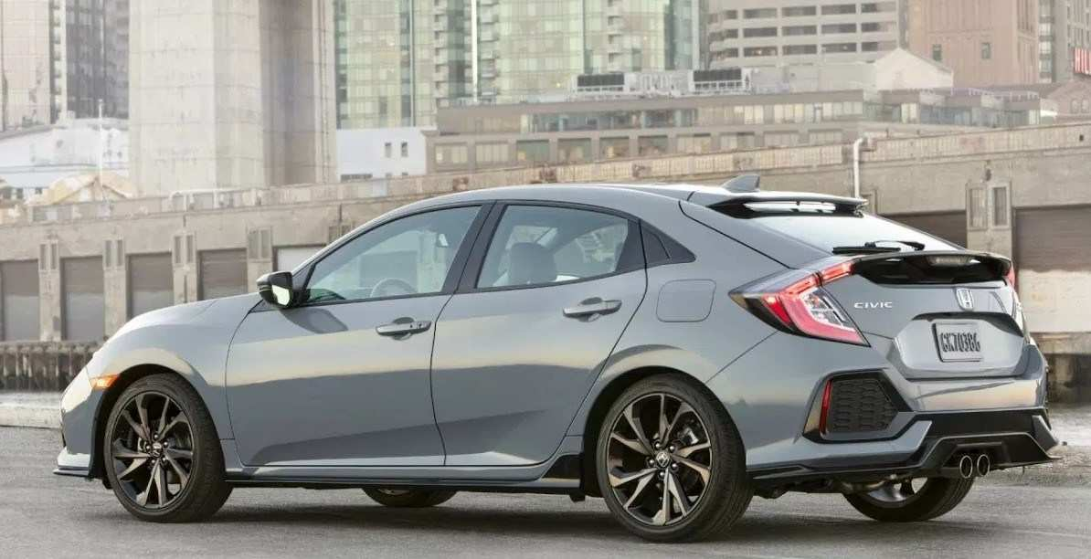 98 A 2020 Honda Civic Si Rumors