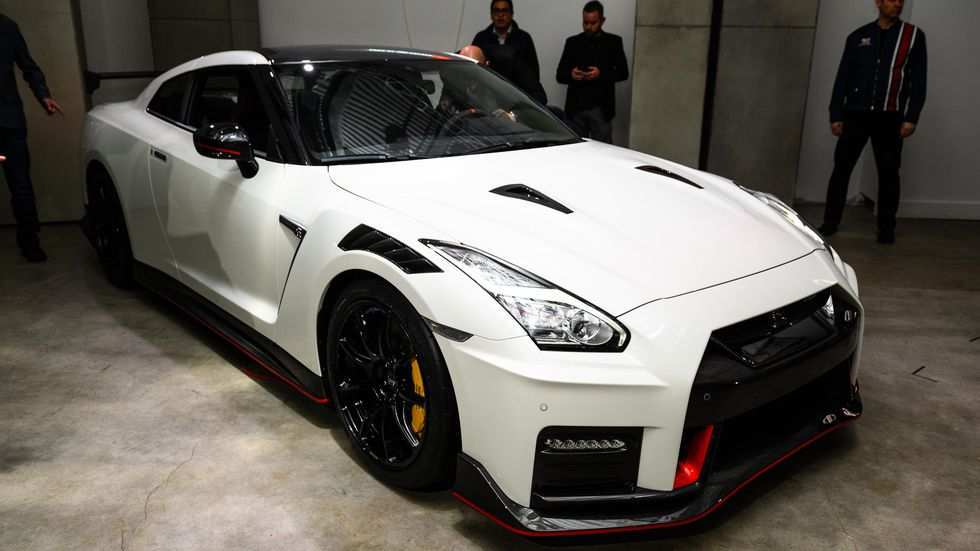 98 A 2020 Nissan GT R Review And Release Date