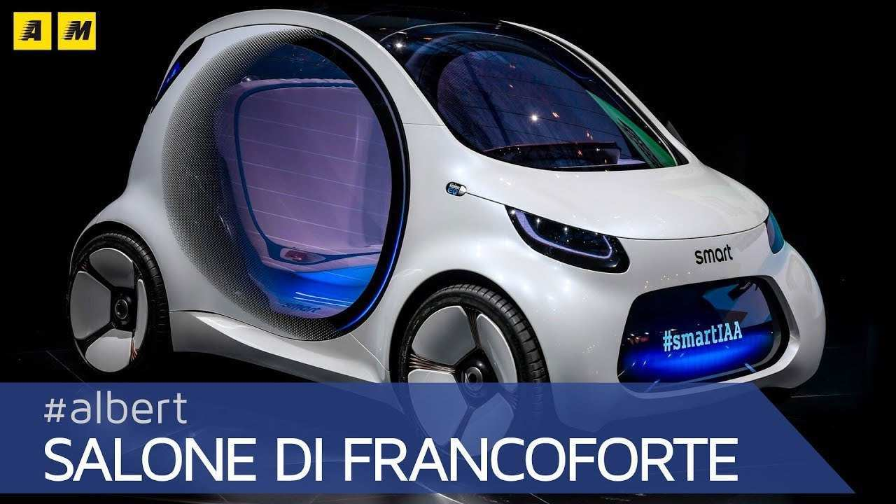 98 A 2020 Smart Fortwos Spesification