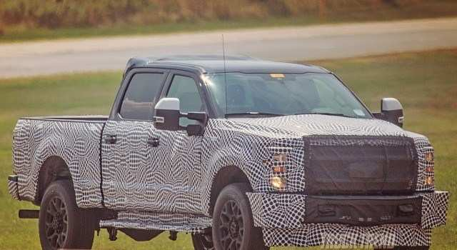 98 A 2020 Spy Shots Ford F350 Diesel Price And Release Date