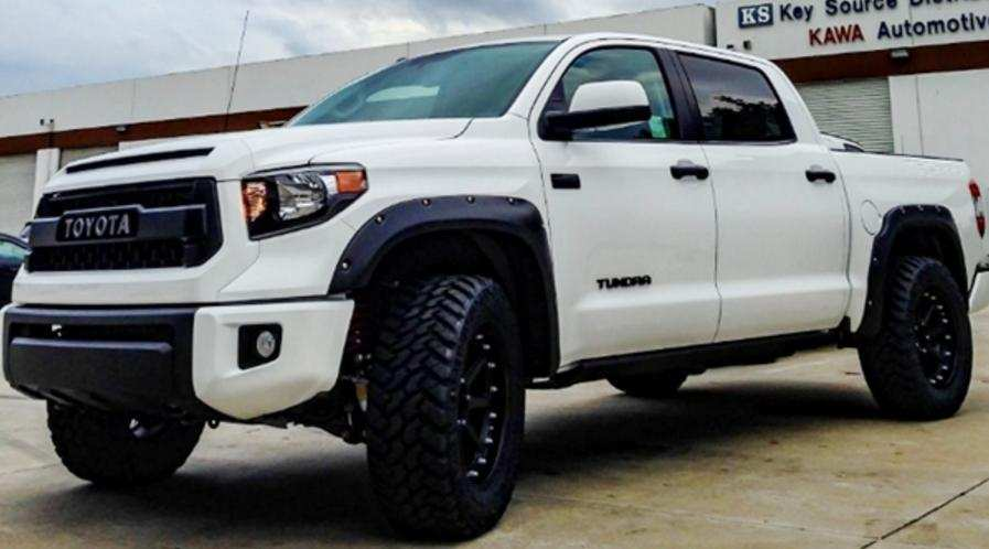 98 A 2020 Toyota Tundra Review