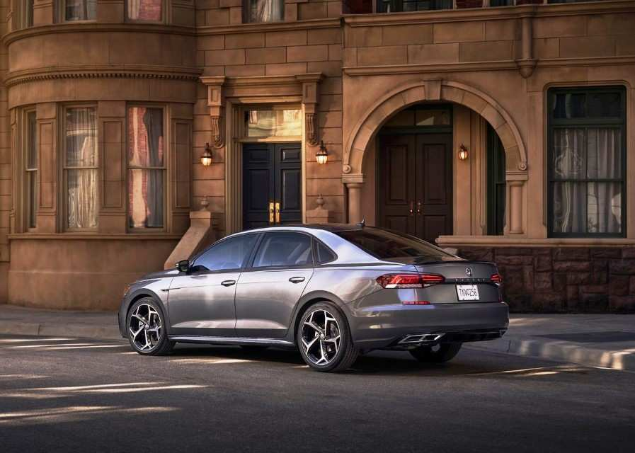 98 A 2020 Vw Passat New Model And Performance
