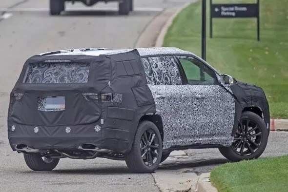 98 A Jeep Grand Cherokee Update 2020 Concept