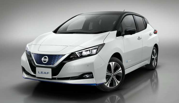 98 A Nissan Leaf 2019 60 Kwh Review