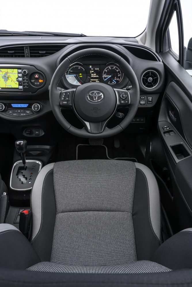 98 A Toyota Yaris 2019 Interior Price And Release Date