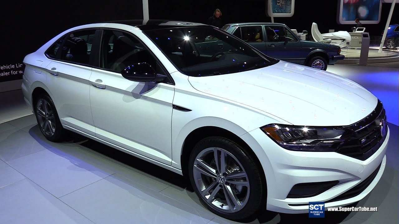 98 A Vw Jetta 2019 Canada Spy Shoot
