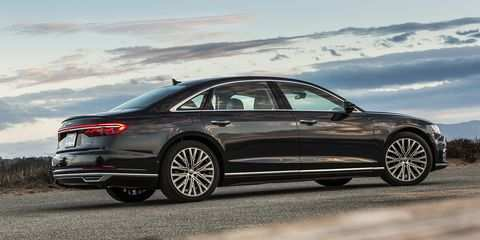 98 All New 2019 Audi A8 Price Design And Review