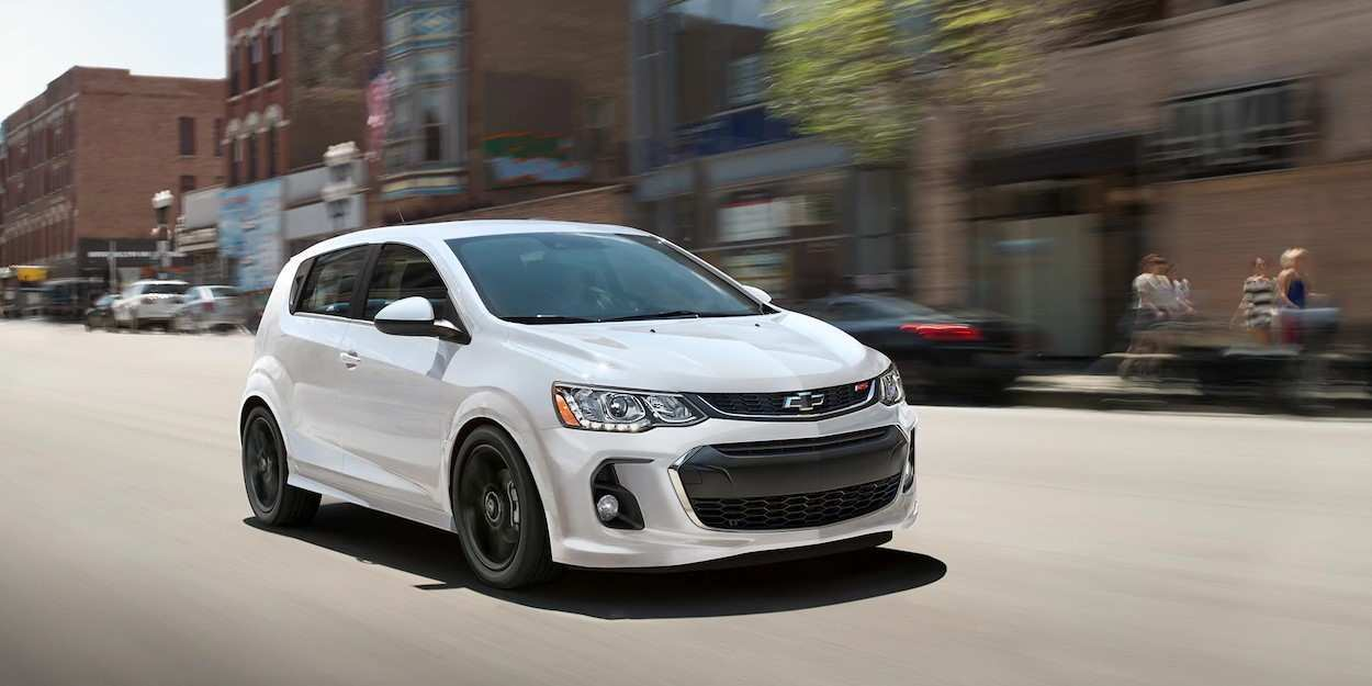 98 All New 2019 Chevy Sonic Pictures