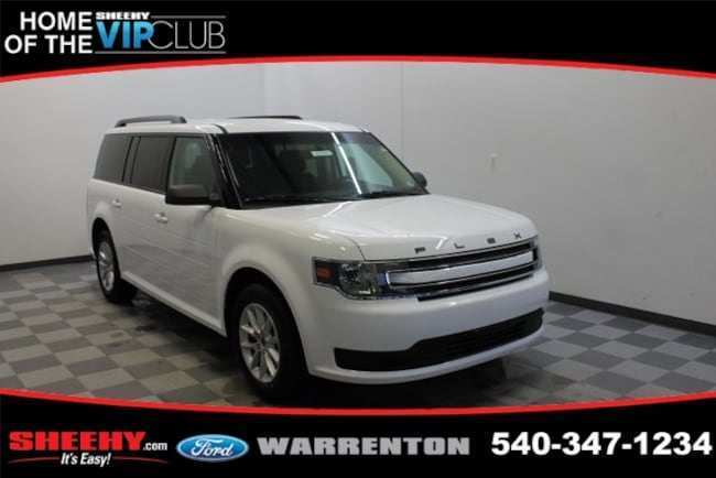 98 All New 2019 Ford Flex S Pricing