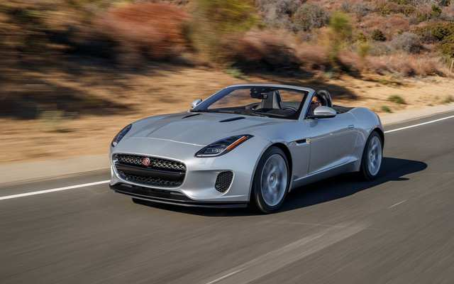 98 All New 2019 Jaguar F Type Overview