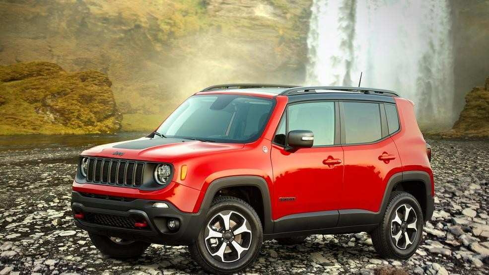 98 All New 2019 Jeep Renegade Exterior And Interior