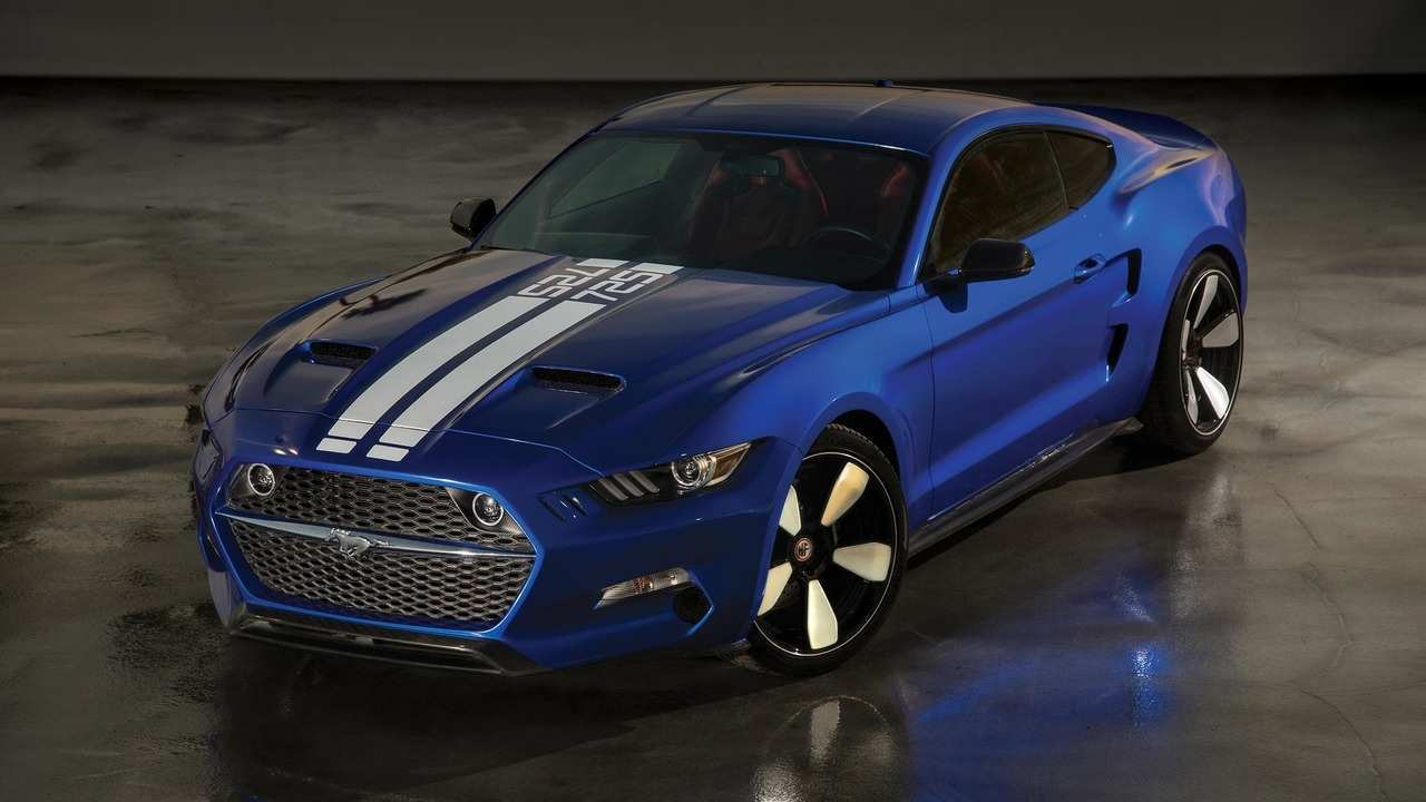 98 All New 2019 Mustang Rocket Performance