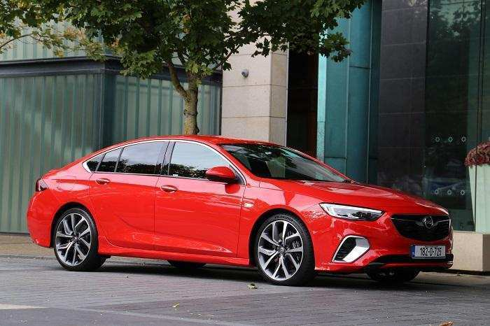 98 All New 2019 New Opel Insignia Overview