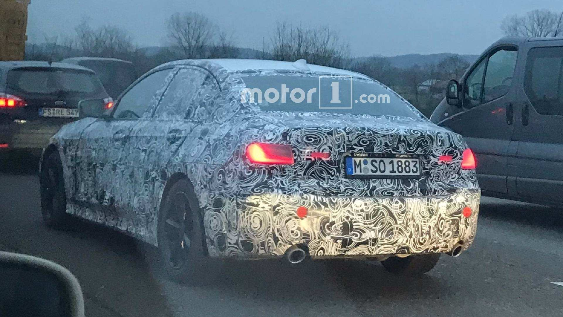 98 All New 2019 Spy Shots BMW 3 Series Concept And Review