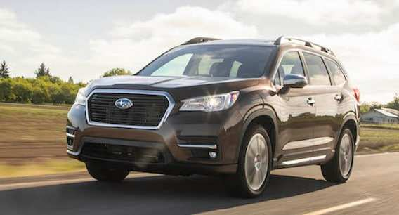 98 All New 2019 Subaru Ascent Gvwr Price And Review