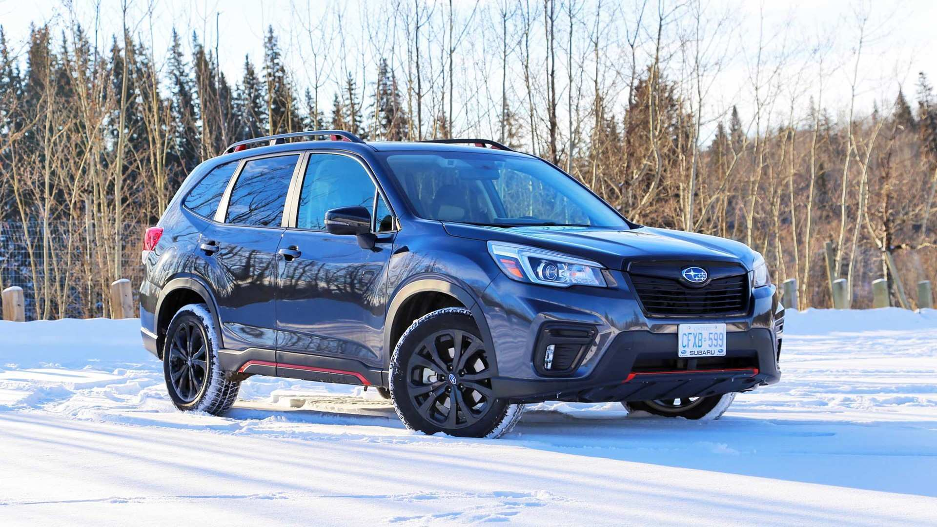 98 All New 2019 Subaru Forester Sport 2 Performance
