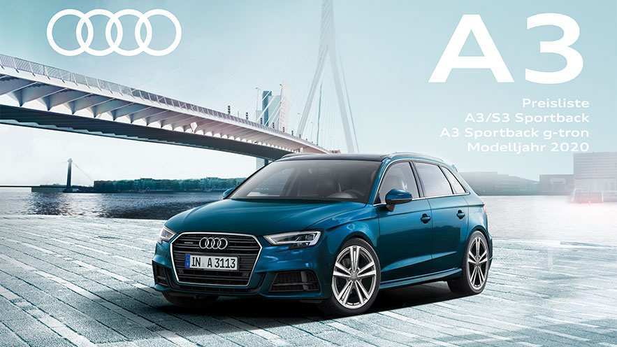 98 All New 2020 Audi A3 New Model And Performance