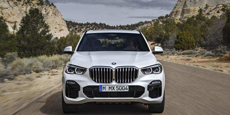 98 All New 2020 BMW X5 Interior