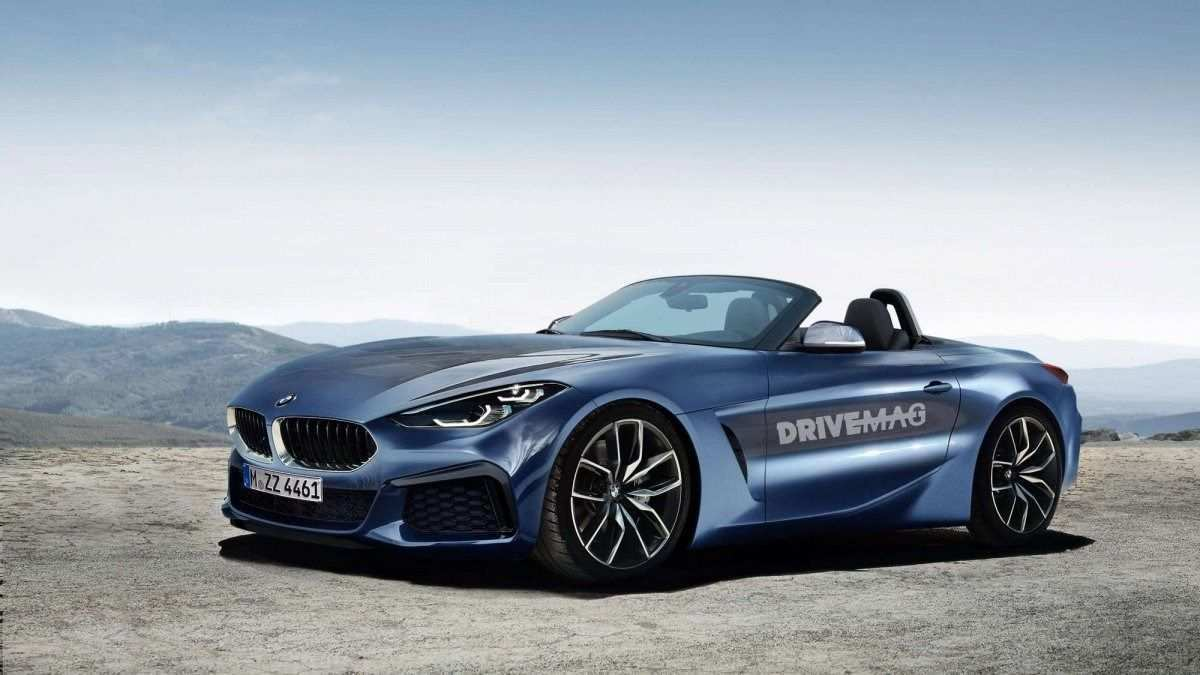98 All New 2020 BMW Z4 Roadster Review And Release Date