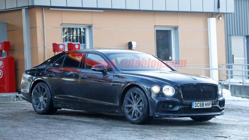 98 All New 2020 Bentley Flying Spur Performance