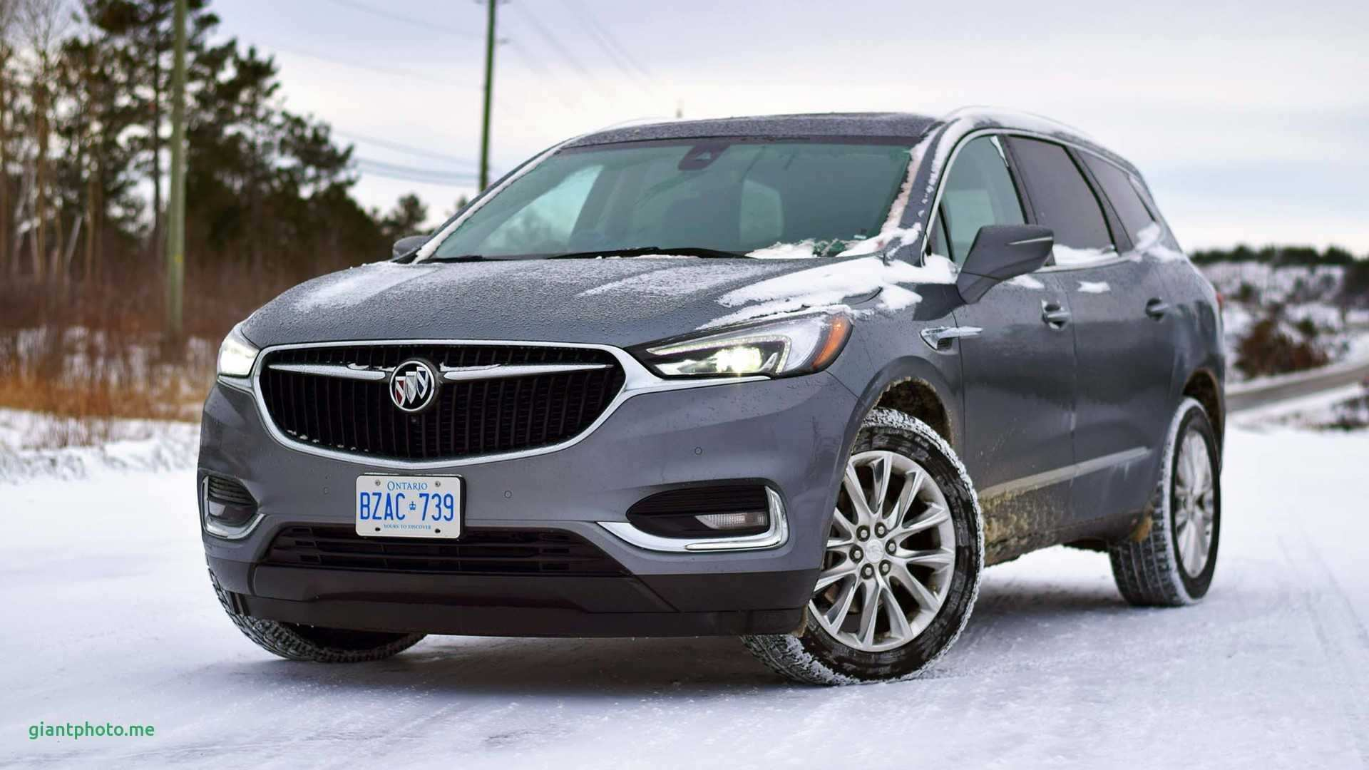 98 All New 2020 Buick Enclave Spy Photos Price And Review