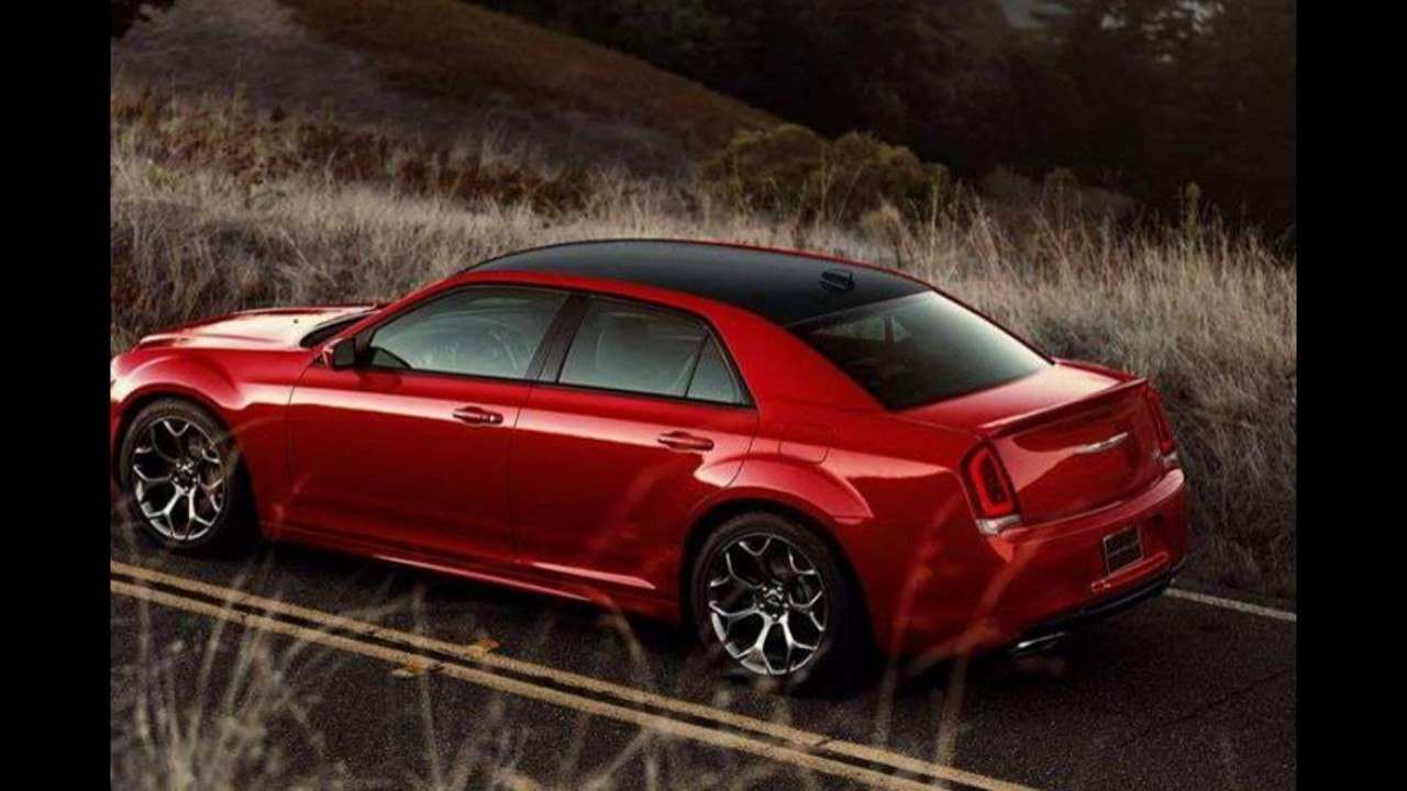 98 All New 2020 Chrysler 300 Srt 8 New Model And Performance