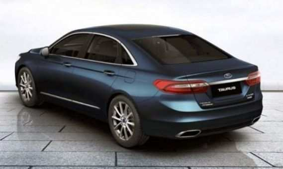 98 All New 2020 Ford Taurus Spy New Review