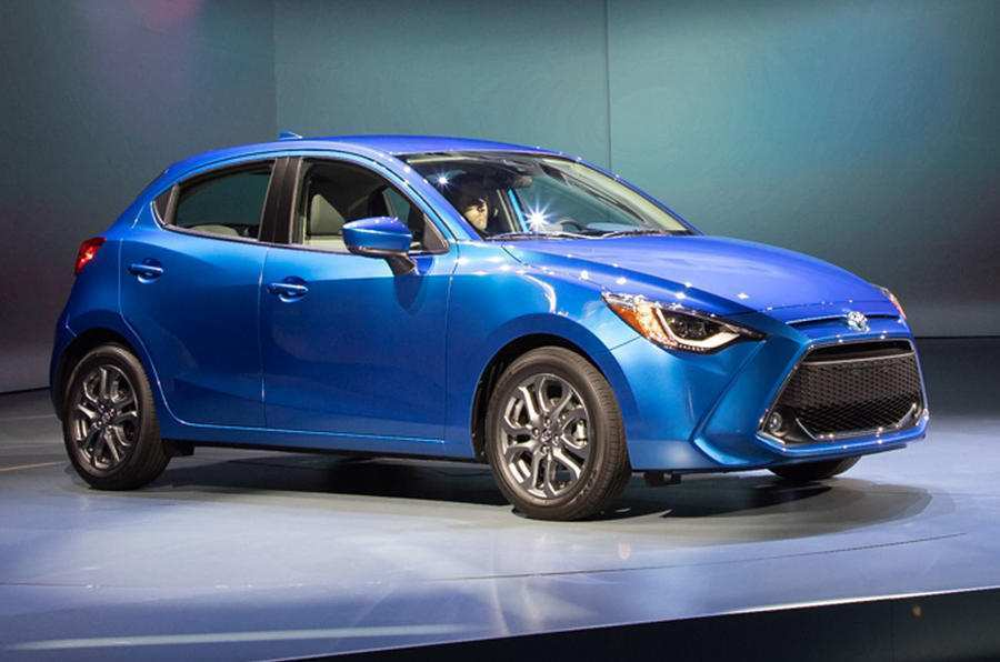98 All New 2020 Mazda 2 Spy Shoot