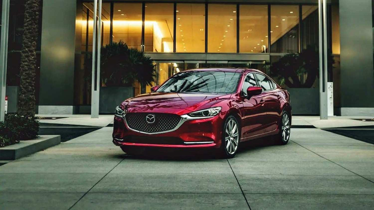 98 All New 2020 Mazda 6 Ratings