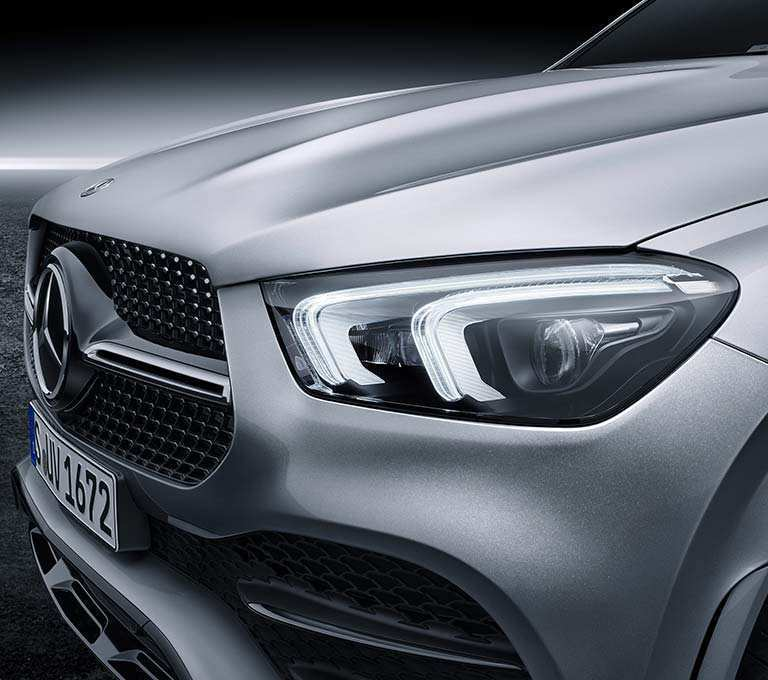 98 All New 2020 Mercedes Benz GLK Exterior