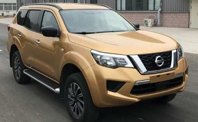 98 All New 2020 Nissan Frontier Redesign And Concept