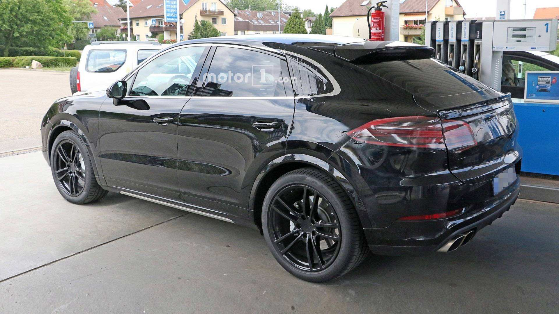 98 All New 2020 Porsche Cayenne Turbo S First Drive