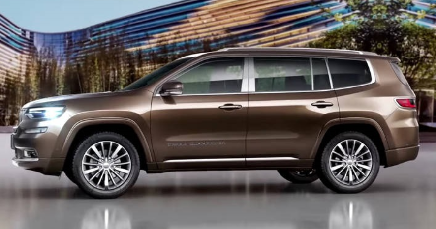 98 All New 2020 The Jeep Grand Wagoneer Specs And Review
