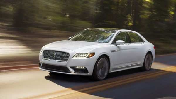 98 All New 2020 The Lincoln Continental Style