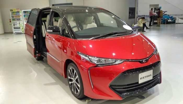 98 All New 2020 Toyota Estima Spesification
