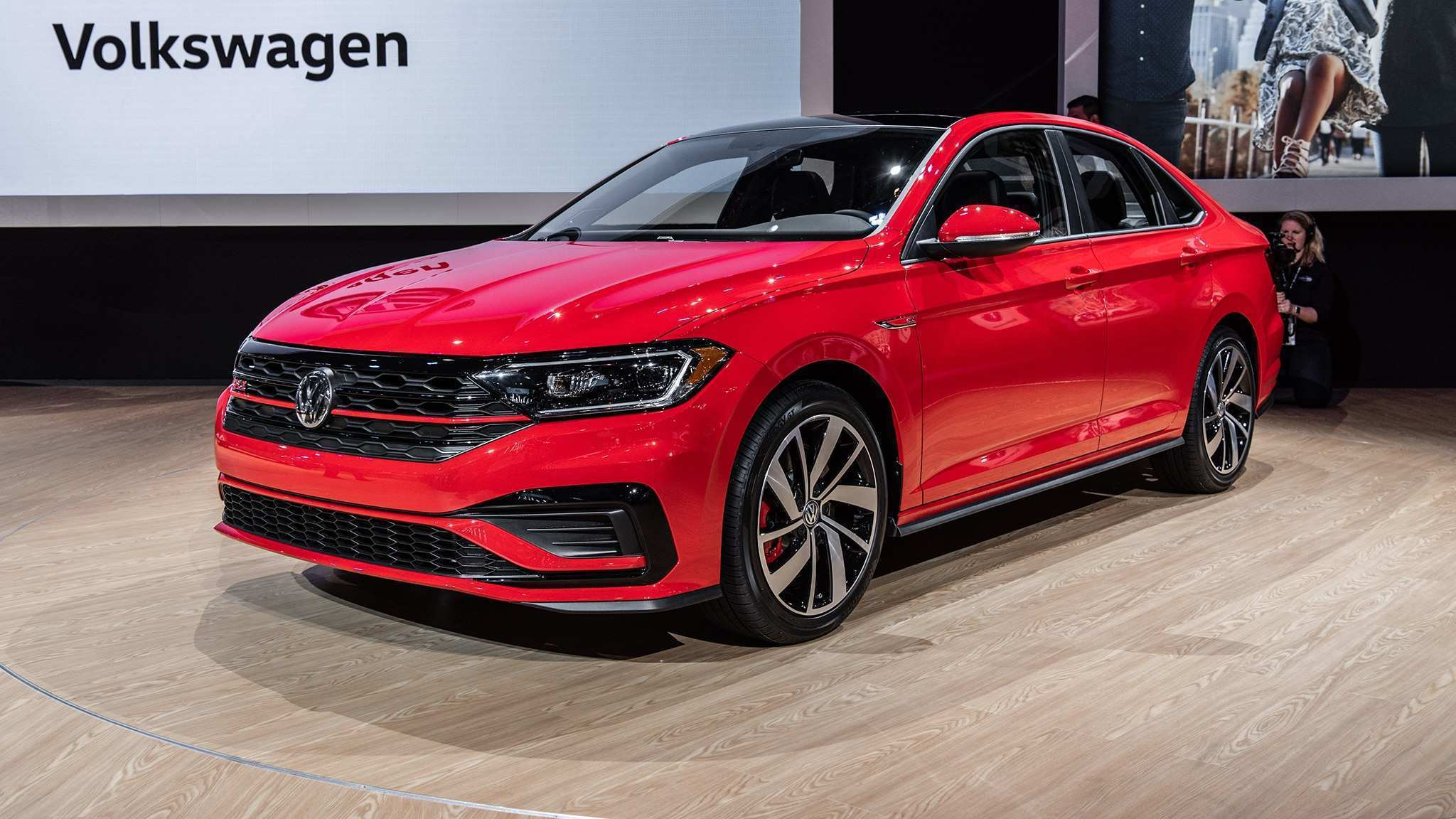 98 All New 2020 Vw Jetta Gli First Drive