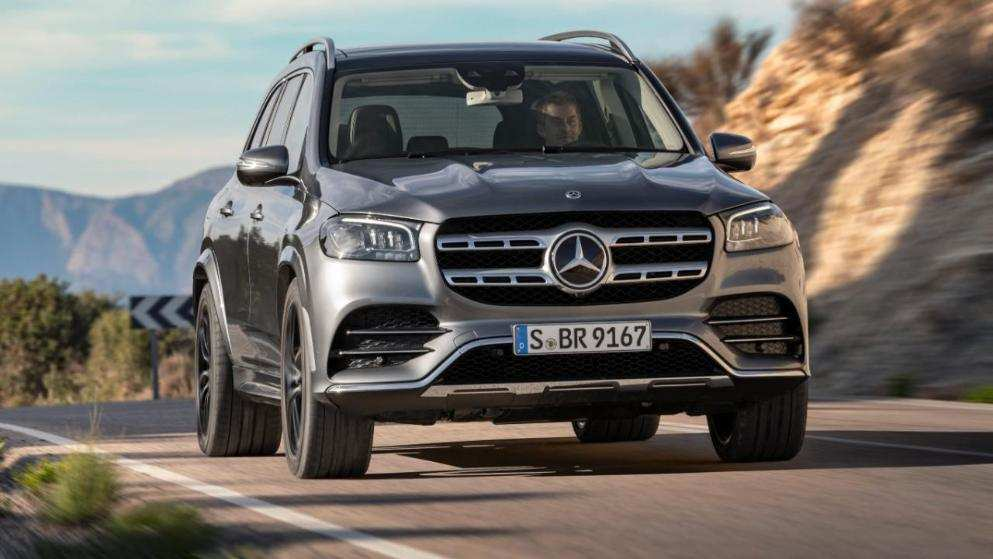 98 All New Gls Mercedes 2019 Overview
