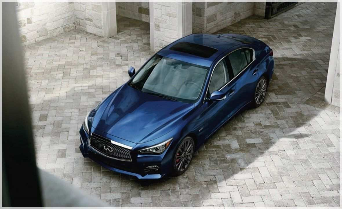 98 All New Infiniti Red Sport 2020 Images