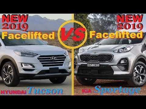 98 All New Kia Sportage 2019 Vs 2020 History